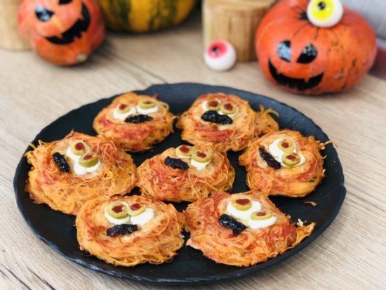 Spooky Pasta Monsters
