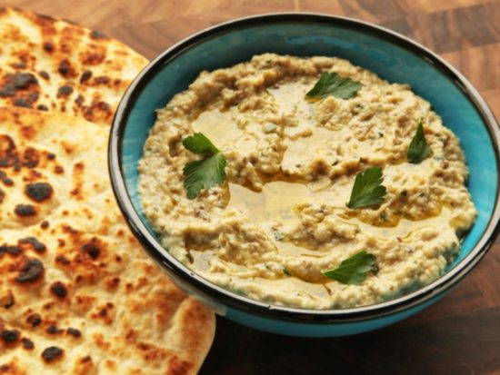 Basic Baba Ganoush