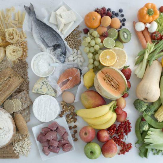 Blood Type Diet fruits